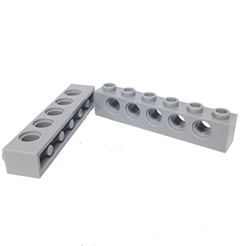 Lego Parts: Technic Brick 1 x 6 with