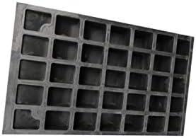 LXFYMX Curb ramp Rubber ramp 50 80 17cm Curb ramps Heavy Curb ramps Truck ramp Curb ramps for Driveway Color : Black car