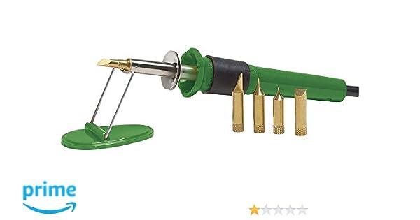 Comersimu - Kit Pirograbador Salki 30W. 8500130: Amazon.es: Bricolaje y herramientas