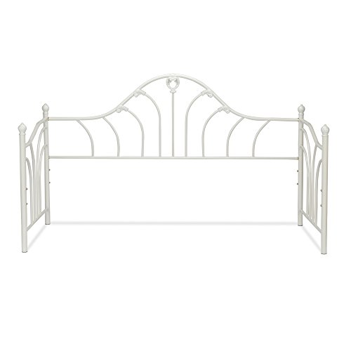 Daybed White Twin Link Spring - 9