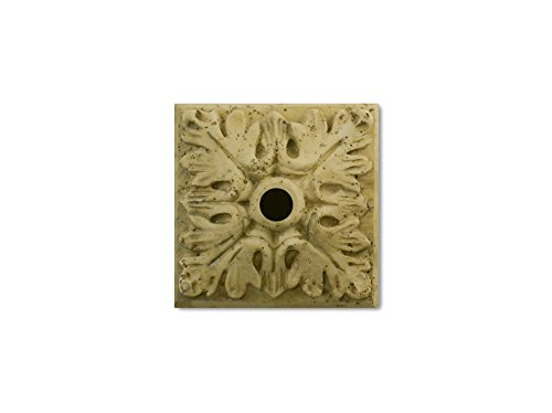 Lauderdale Tile Medallion Travertine (MED-TRA) by Lauderdale Tile