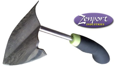 Zenport 15309C Garden Plow, Ergonomic Soft Cushion Grip