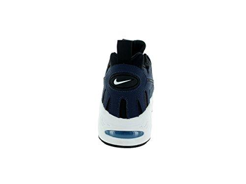 Nike Mens Air Max Nm Mid Navy / Bianco / Blk / Unvsty Bl Basket Scarpa 11.5 Uomini Noi