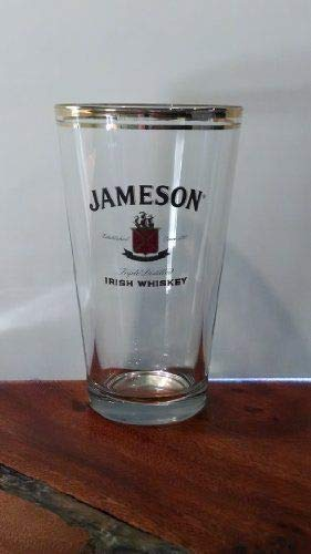 Jameson Irish Whisky Signature Pint Glass