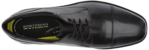 Bostonian Men's Wenham Cap Oxford, Black, 11 M US by Bostonian (Image #8)