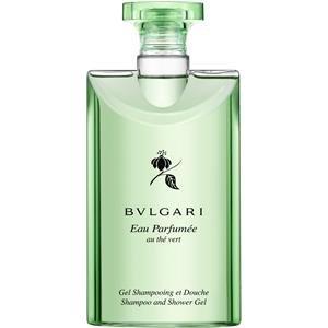 Bvlgari Eau Parfumee Au The Vert Shampoo and Shower Gel 200 Ml
