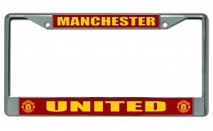manchester-united-chrome-license-plate-frame