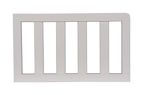 Delta Children Toddler Guardrail White