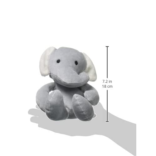 Bears For Humanity Organic Elephant Animal Pals Plush Toy Grey 12