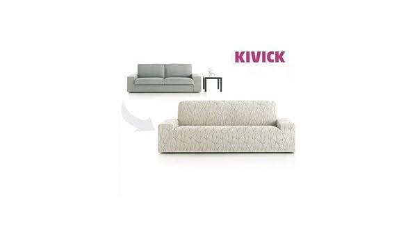 10XDIEZ Funda Sofa 2/3 PLAZAS KIVICK IKEA - Color - Negro ...