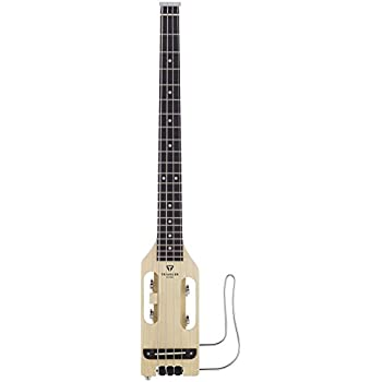 traveler guitar ultra light acoustic electric travel bass with gig bag musical. Black Bedroom Furniture Sets. Home Design Ideas