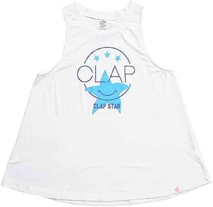 CLAP(クラップ) CLAP STAR a-LINE TANK (タンクトップシャツ)