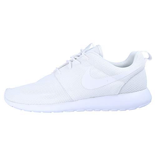 One Blanco Homme White Roshe Running Nike white 1qUxTwvf