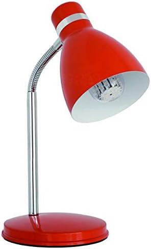 Kanlux Zara Hr 40 - Lámpara de mesa, color dorado: Amazon.es ...