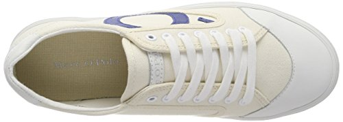 Sneaker Blue 103 Women's O'Polo White Marc White Trainers 8aREwq