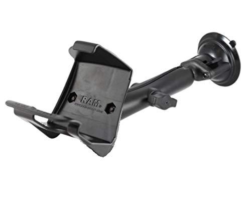 RAM Composite Long Arm Suction Cup Mount for Garmin BMW Navigator II/III StreetPilot 2610 2620 2650 2660 2720 2730 & 2820