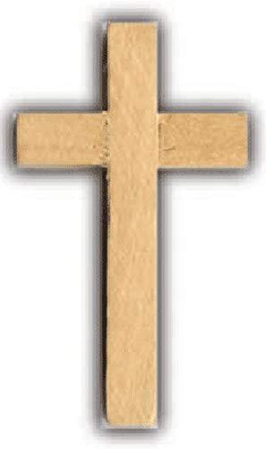 Agora Blank Olive Wood Cross