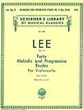 Forty Melodic Progressive Etudes Opus 31, , 0793548713