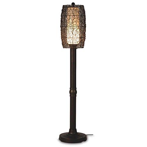 Bristol 68267 Bronze 70-inch Floor Lamp With Walnut Shade