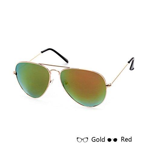 Vintage gafas hembra ZHANGYUSEN Ray para Mujer Sun Señoras Retro Unisex hombres E polarizadas sol UV400 macho D Gafas de CgqwFA