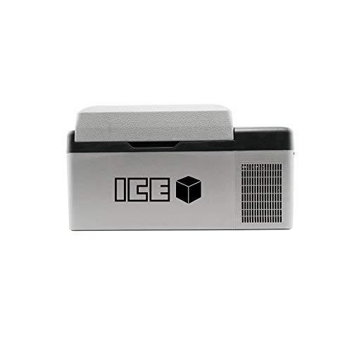 IceCube - Nevera portátil para refrigerador de coche, 20 litros, 12 V CC, 24 V CA, 110 V: Amazon.es: Grandes electrodomésticos