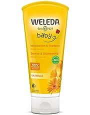 Weleda Douche Shampoo 1 stuk baby, 200 ml