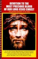 Precious Blood of Our Lord Jesus Christ: The Greatest Devotion of Our Time (Chaplet Card)