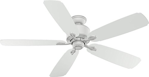 54 60 Compass Point Ceiling Fan Finish Cottage White
