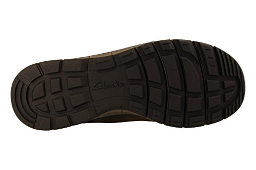 Clarks Détente Homme Chaussures Edlund Base Gore-Tex® en Nubuck Vert Taille 44½