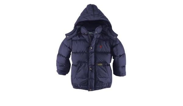 16323a4f3 Amazon.com: Polo Ralph Lauren Puffer Jacket Boys Size Small ( 8 ...