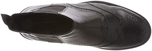 Donna Chelsea Amina Nero 20 Black Stivali Vagabond vqEStw