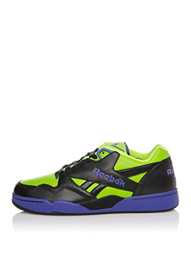 Reebok Zapatillas Sir Jam Low Negro / Verde EU 45.5 (US 12)