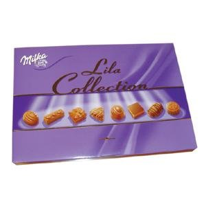 Milka Lila Collection Gift Box 260g