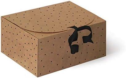 Caja de Cartón Pecas Negras CTF1703 pack de 10 uds: Amazon.es: Oficina y papelería