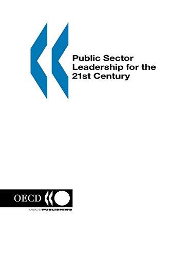 Public Sector Leadership for the 21st Century (Governance (Paris, France).)