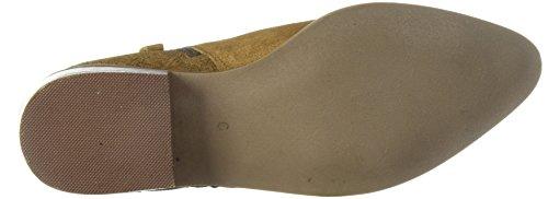 Stivaletto Alla Caviglia Da Donna Di Santa Scimmia Impertinente, Sabbia, 6 M Di Sabbia