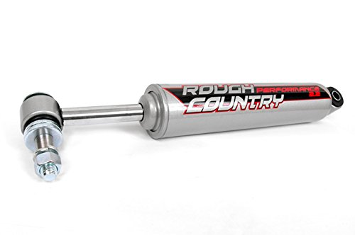 Rough Country - PERF87317 - Steering Stabilizer w/ Performance 2.2 Shock