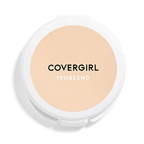 COVERGIRL truBlend Pressed Blendable Powder Translucent Fair .39 oz (11 g) (Packaging May Vary)