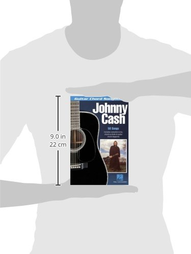 Amazon.com: Johnny Cash (Guitar Chord Songbook) (9780634079467 ...