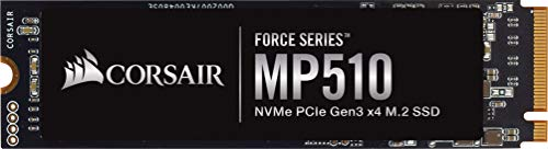 CORSAIR Force Series MP510 1920GB NVMe PCIe Gen3 x4 M.2 SSD Solid State Storage, Up to 3,480MB/s (Best Nvme M 2 Ssd)