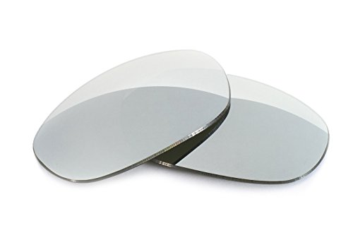 FUSE Lenses for Spy Optic Vega Chrome Mirror Tinted - Repair Las Vegas Sunglass