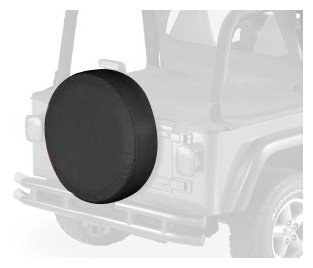 Bestop 61031-35 Bestop Tire Cover 31'' x 11'' Spare Tire Cover Tire Cover 31'' x 11''