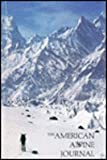 The American Alpine Journal 1981, , 0930410777