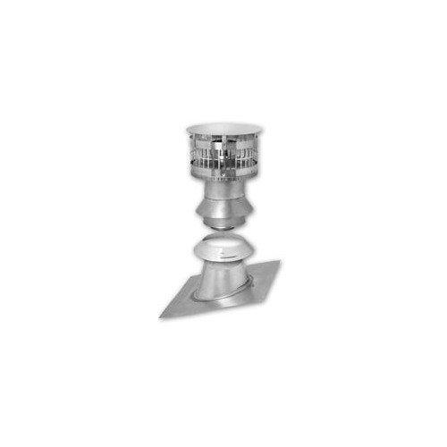 (Rheem RTG20211 3-Inch Vertical Termination Kit for RTG-95DV)