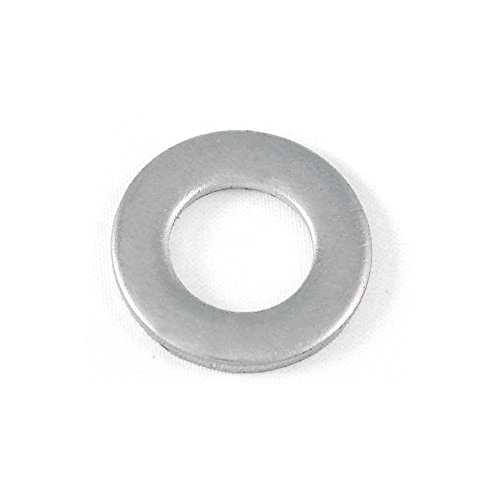 M16 A4 Stainless Steel Flat Washer Pack Size : 8 Generic