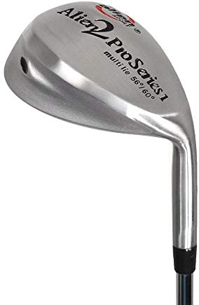Alien Golf- Alien 2 ProSeries 1 56 Sand Wedge Uniflex