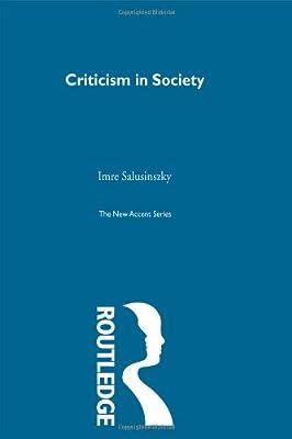 Criticism & Society: Volume 5