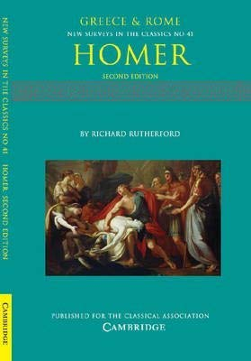 Homer] (By: Richard Rutherford) [published: June, 2013]: Richard Rutherford:  Amazon.com: Books