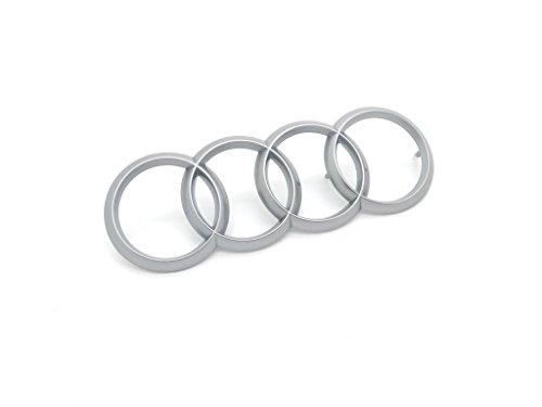 Original Parts - Badge Cover Rings - Engine Cover 4H0103940B: