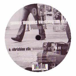 Groove Invaderz Vs Christian Vila / Fusion EP